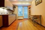 Nr. 2 butas - virtuvė valgomasis
