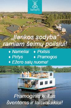 Įlankos sodyba Molėtų r.