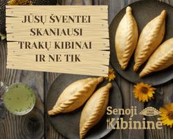 Restoranas, kavinė Senoji kibininė - Trakai
