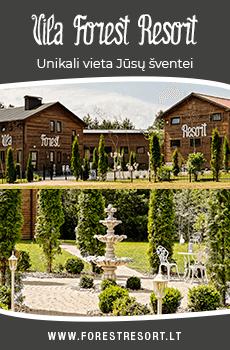 Vila Forest Resort