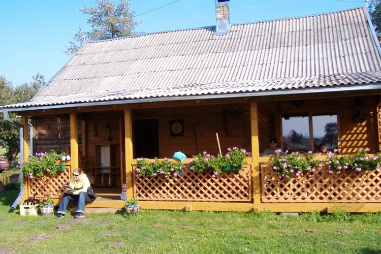Sodyba prie Dusios ežero Alytaus rajone BURLINGĖ - 1