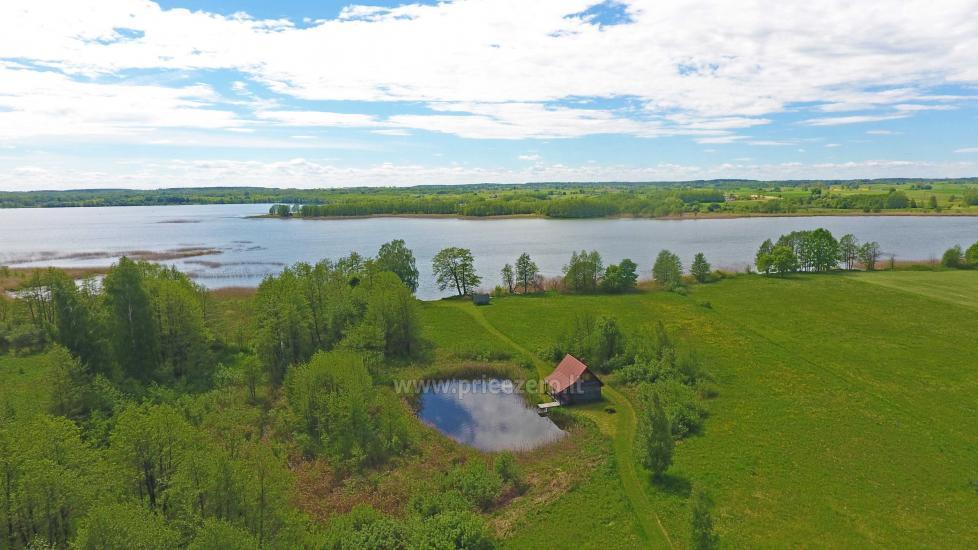 Sodyba prie Dusios ežero Alytaus rajone BURLINGĖ - 5