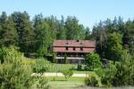 Bertašiūnų Vienkiemis prie Trikojo ežero: salė, pirtis, pramogos - 4