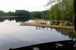 Bertašiūnų Vienkiemis prie Trikojo ežero: salė, pirtis, pramogos - 5