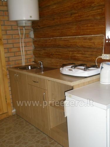 Namelis prie vandens 70-130 EUR
