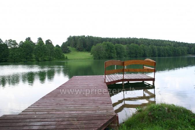 Sodyba Trakų rajone prie Vilkokšnio ežero Vilkokšnio krantas - 4