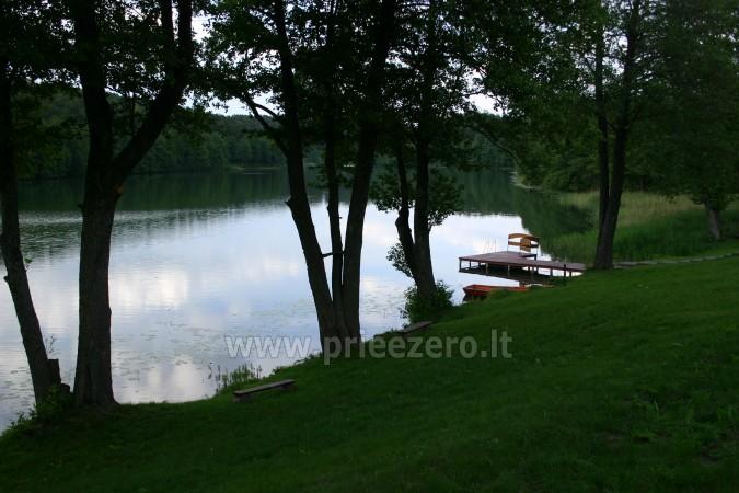 Sodyba Trakų rajone prie Vilkokšnio ežero Vilkokšnio krantas - 5