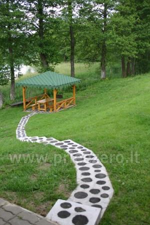 Sodyba Trakų rajone prie Vilkokšnio ežero Vilkokšnio krantas - 8