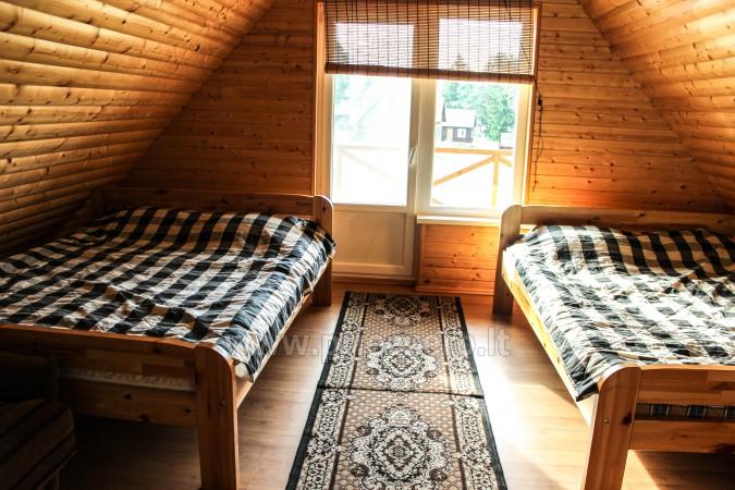 Sodyba Trakų rajone prie Vilkokšnio ežero Vilkokšnio krantas - 20