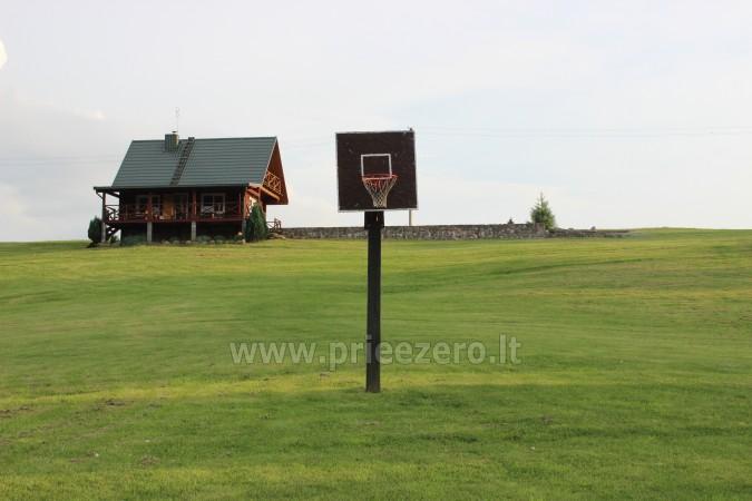 Sodyba Trakų rajone prie Vilkokšnio ežero Vilkokšnio krantas - 10