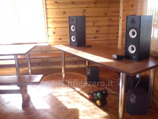 Sodyba Trakų rajone prie Vilkokšnio ežero Vilkokšnio krantas - 15