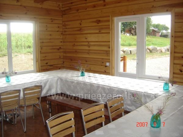 Sodyba Trakų rajone prie Vilkokšnio ežero Vilkokšnio krantas - 17