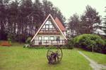 Sodyba Namelis Trakų rajone prie Vilkokšnio ežero