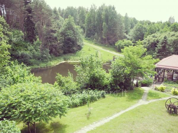 Sodyba Namelis Trakų rajone prie Vilkokšnio ežero - 14
