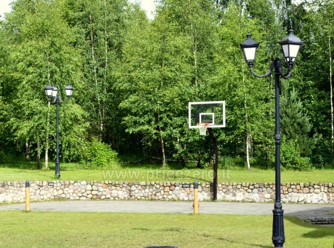 Krepšinio aikštelė