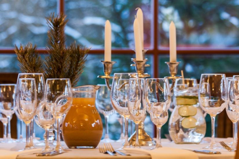 Naujos sodybos Saulėtas Bebras nuoma poilsiui, renginiams, vestuvėms prie Trakų - 17