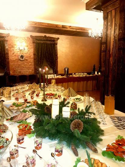 Viešbutis, svečių namai Moletų miesto centre Senoji užeiga - 4