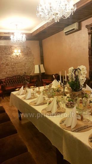 Viešbutis, svečių namai Moletų miesto centre Senoji užeiga - 6