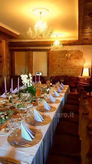 Viešbutis, svečių namai Moletų miesto centre Senoji užeiga - 8