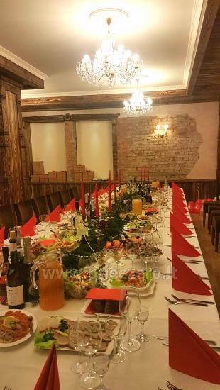 Viešbutis, svečių namai Moletų miesto centre Senoji užeiga - 11