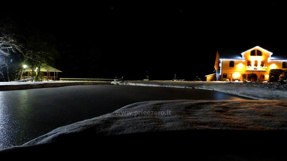 Sodyba piliakalnio papėdėje Bražuolėje Pas Juozą- šventėms, poilsiui 4 km iki Trakų - 5
