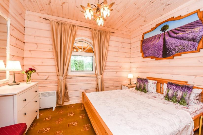 Dviejų miegamųjų apartamentai