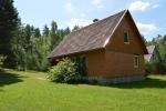 Poilsinis namelis prie Bebrusų ežero, su visais patogumais poilsiui