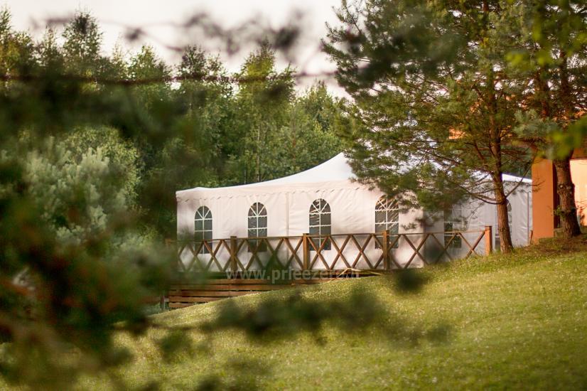 Gilužio sodyba Molėtų rajone prie ežero - 6
