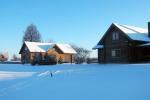 Sodyba Olandų Kaimelis – rąstiniai nameliai ir vilos - poilsis su šeima ir draugais - 4