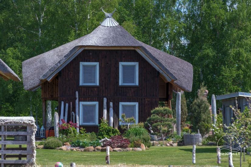 Svečių namai Papėje Jurgi tarp Baltijos jūros ir Papės ežero - 6