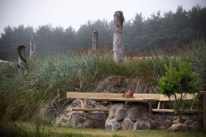Svečių namai Papėje Jurgi tarp Baltijos jūros ir Papės ežero - 7