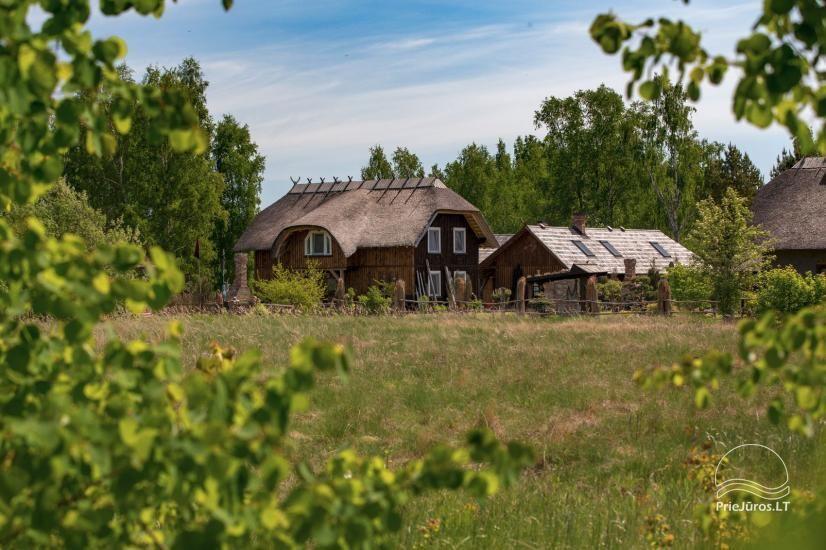 Svečių namai Papėje Jurgi tarp Baltijos jūros ir Papės ežero - 8
