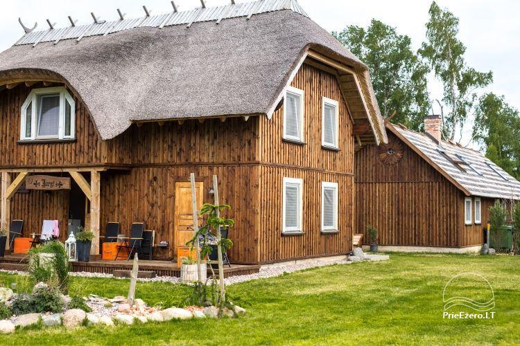 Svečių namai Papėje Jurgi tarp Baltijos jūros ir Papės ežero - 39