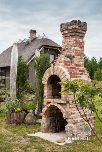 Svečių namai Papėje Jurgi tarp Baltijos jūros ir Papės ežero - 42