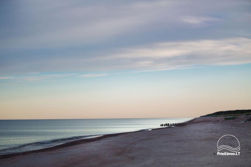 Svečių namai Papėje Jurgi tarp Baltijos jūros ir Papės ežero - 63