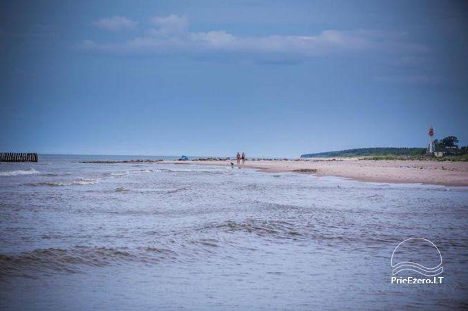 Svečių namai Papėje Jurgi tarp Baltijos jūros ir Papės ežero - 64
