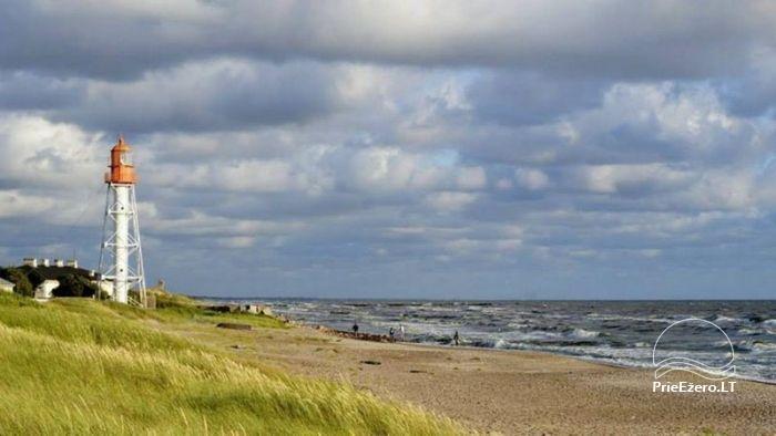 Svečių namai Papėje Jurgi tarp Baltijos jūros ir Papės ežero - 65