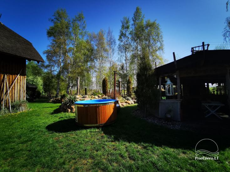 Svečių namai Papėje Jurgi tarp Baltijos jūros ir Papės ežero - 13