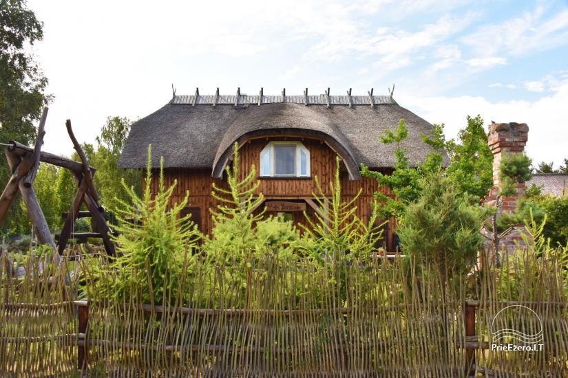 Svečių namai Papėje Jurgi tarp Baltijos jūros ir Papės ežero - 74