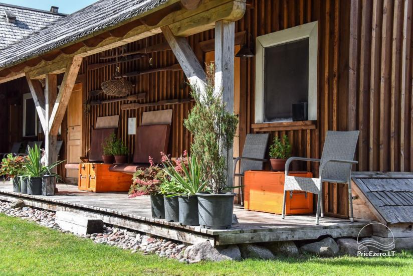 Svečių namai Papėje Jurgi tarp Baltijos jūros ir Papės ežero - 77