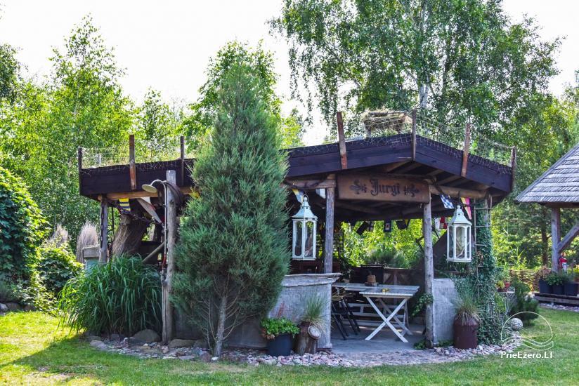 Svečių namai Papėje Jurgi tarp Baltijos jūros ir Papės ežero - 78