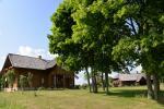 Sodyba Molėtų rajone prie Asvejos ežero Prie Melnyčios