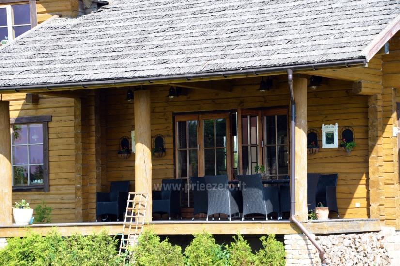 Sodyba Molėtų rajone prie Asvejos ežero Prie Melnyčios - 2