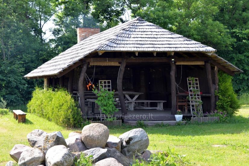 Sodyba Molėtų rajone prie Asvejos ežero Prie Melnyčios - 4