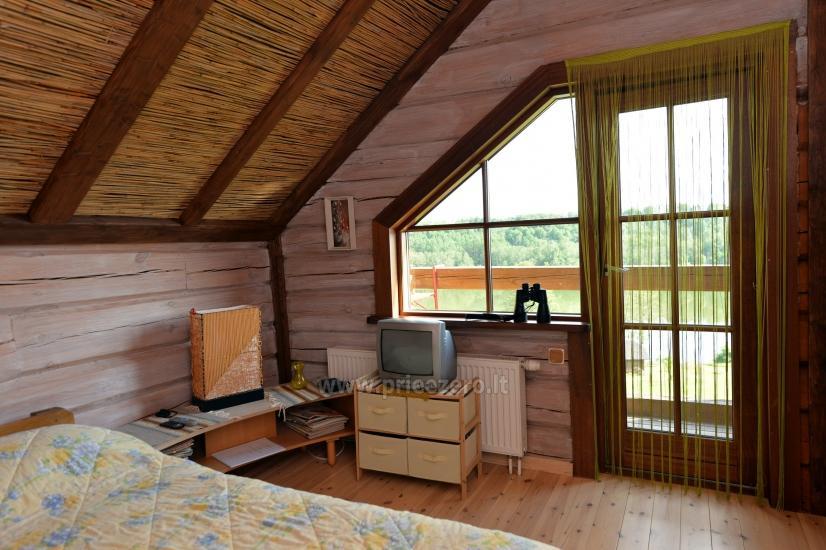 Sodyba Molėtų rajone prie Asvejos ežero Prie Melnyčios - 9