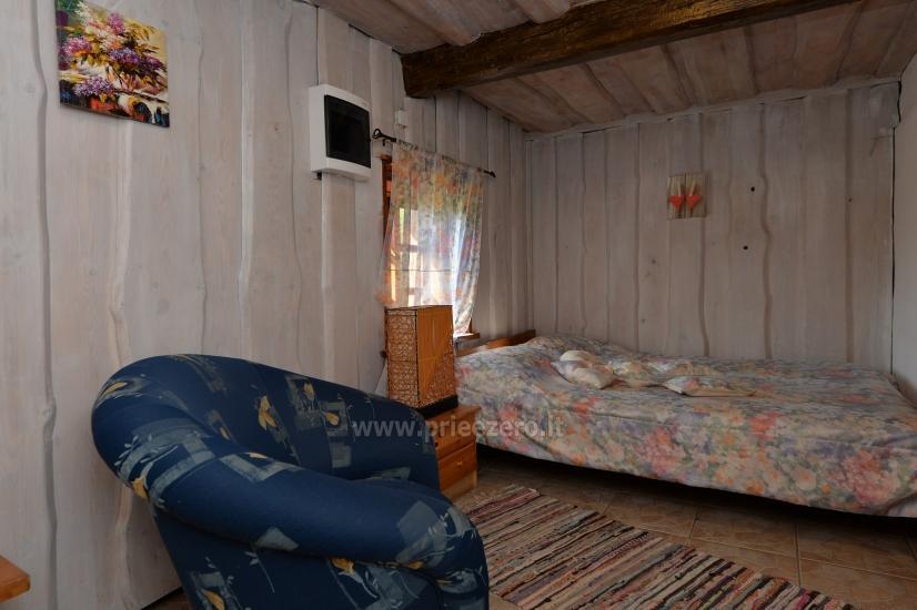 Sodyba Molėtų rajone prie Asvejos ežero Prie Melnyčios - 22