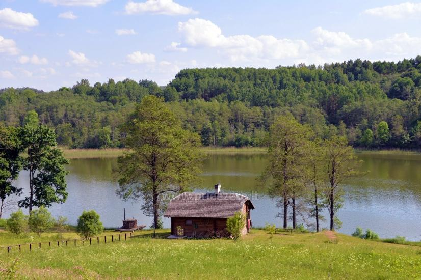 Sodyba Molėtų rajone prie Asvejos ežero Prie Melnyčios - 29