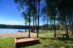 """Poilsiavietė Molėtų rajone prie Bebrusų ežero """"VĖJŲ UOSTAS"""""""