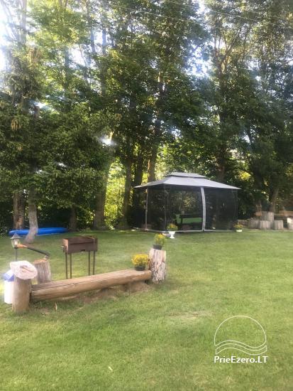 Vila TERRA POILSIS Molėtų rajone - 33