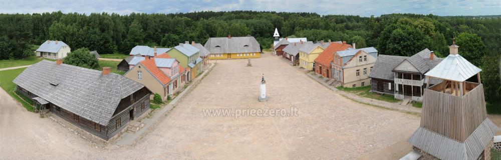 Apgyvendinimo ir maitinimo paslaugos Lietuvos liaudies buities muziejuje Rumšiškėse - 2
